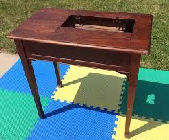 Singer Sewing Machine Desk Singer Sewing Machine With Cabinet Antique Gold Sphinx Singer
