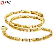 man necklace chain images Jewellery top quality gold plated necklace chain cool design jpg