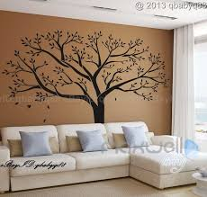 Giant Family Tree Wall Sticker Vinyl Art Home Decals Room Decor - Family room wall decals