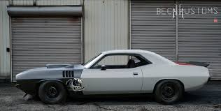 badass cars beck kustoms aaron beck the kuda