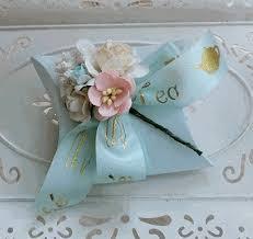 tea party favors tea party ribbon pillow favor boxes