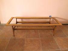 Modern Walnut Coffee Table Pearsall Coffee Table Ebay