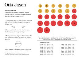 finger sizing rings images Ring sizing guide otis jaxon jpg