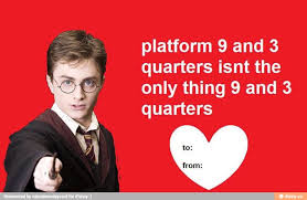 Harry Potter Valentines Meme - love best harry potter valentines day cards also lol harry