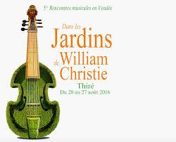 William Christie Dans Les Jardins De William Christie Cd 85