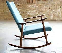 Wooden Rocking Chair For Nursery The Rocking Chair Smc