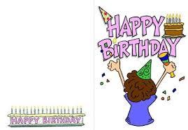 printable birthday card decorations free printable birthday cards funny my birthday pinterest