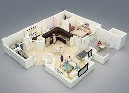 home plans with interior pictures one bedroom houses viewzzee info viewzzee info