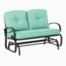 Kohls Outdoor Patio Furniture Sonoma Claremont Patio Loveseat Glider 164 69 30 Kohl S