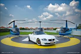 thailand bmw society meeting at heliluck aviation