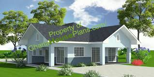 two bedroom homes house plans lartey house plan