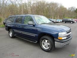 chevrolet suburban 2003 2003 chevrolet suburban 1500 4x4 in indigo blue metallic 254701