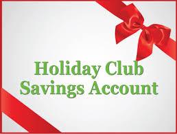 club savings account