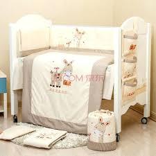Unisex Crib Bedding Sets Farm Baby Bedding Elkar Club