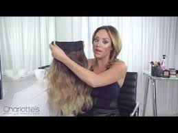 crosby hair extensions crosby miracle makeover two pieces together tutorial