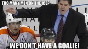 Flyers Meme - funny hockey meme making fun of flyers goaltender ilya bryzgalov