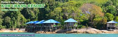 koh chang resort ranong thailand