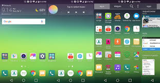 lg home launcher apk a new lg home 4 0 arrives for the lg g5 apk