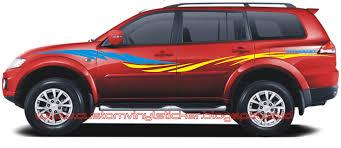 infiniti qx60 red daihatsu xenia white simply red stripe concept sticker cutting