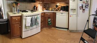 Knock Down Kitchen Cabinets A Kitchen Facelift U2013 Blossoming With Joy