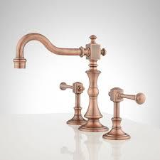 vintage bathtub faucets vintage widespread bathroom faucet lever handles bathroom