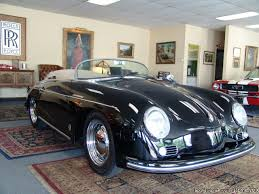 porsche speedster for sale 1957 porsche speedster replica by beck u2014 daniel schmitt u0026 company
