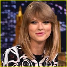 taylor swift lob haircut how this is how taylor swift does edgy girly swift and taylor swift