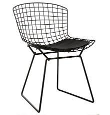 Bertoia Dining Chair Replica Harry Bertoia Side Chair Premium Version By Harry