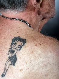 jeffi s is a tribute to a who loved betty boop