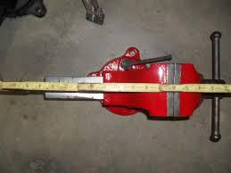 6 Inch Bench Vise Machine Vises And Bench Vises