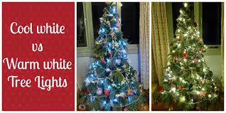 led christmas lights warm vs cool soft white christmas tree lights chritsmas decor