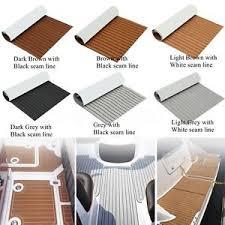 deluxe eva foam boat marine flooring mat faux teak decking yacht
