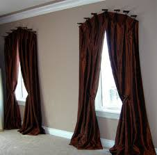 Arched Window Curtain Curved Curtain Rod For Arched Window Arch Window Curtains To Arch