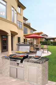 Patio Grills Built In Gas Grills Rockford Il Benson Stone Co