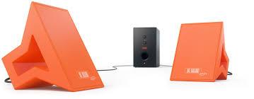 Cool Looking Speakers Sonicum