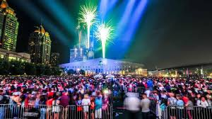 huge events lined up this summer for celebration square
