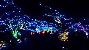 Norfolk Botanical Garden Lights Visions Of Virginia Norfolk Botanical Gardens A Million Bulb Walk
