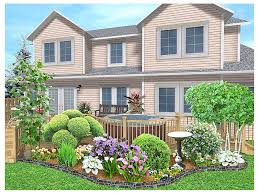 Free Online Landscaping Software by Collection Landscaping Designs Free Photos Free Home Designs Photos