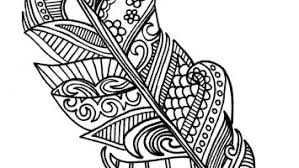 coloring pages of indian feathers alice in wonderland printable coloring pages collection coloring