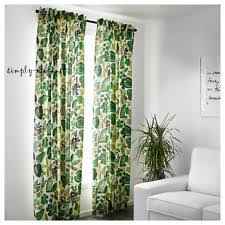 Ikea Curtains Panels Ikea Curtains Drapes And Valances Ebay