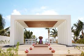 playa wedding venues 38 wedding venues for destination weddings cancun mexico