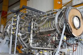 Turbine Engine Mechanic Ge Lm2500 G4 Gas Turbine Aeroderivative 36 3 Mw Electricity