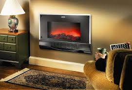 Wall Mounted Fireplaces Electric by Best Electric Fireplace Heater U2014 Home Fireplaces Firepits