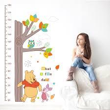 Winnie The Pooh Wall Decals For Nursery by Popular Nursery Growth Chart Buy Cheap Nursery Growth Chart Lots
