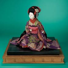 the carabet collection of antique japanese dolls theriault u0027s