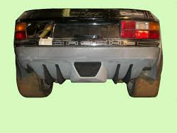 porsche 944 widebody fiberglass accessories page 2