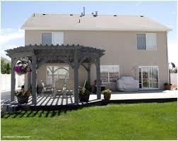 deck shade structures pergolas home outdoor decoration