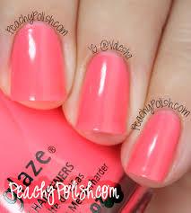 coral pink nail polish nails gallery