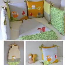 theme chambre bébé tour de lit et gigoteuse bébé sur mesure selon vos envies de