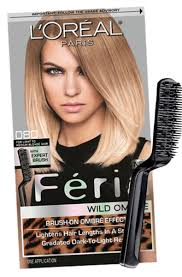 preference wild ombre on short hair a step by step guide to getting ombre hair at home from l oréal